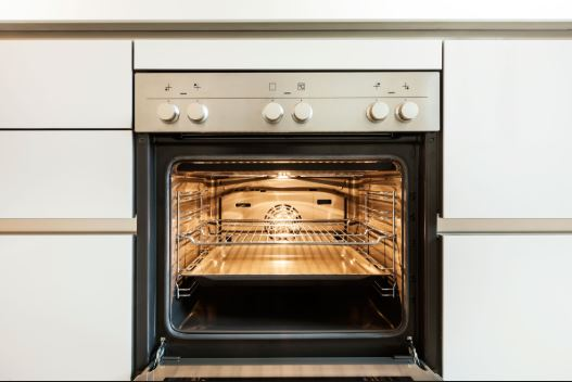 Oven Cleaning process